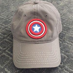 b9ede25fe86 Unisex - Captain America Baseball Hat
